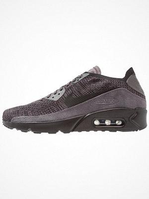 Sneakers & streetskor - Nike Sportswear AIR MAX 90 ULTRA 2.0 FLYKNIT Sneakers thunder grey/black/dark grey