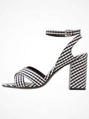 Even&Odd Sandaletter black/white