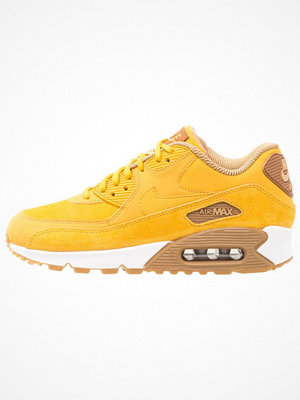 Nike Sportswear AIR MAX 90 SE Sneakers mineral yellow/elemental gold/light brown/ale brown