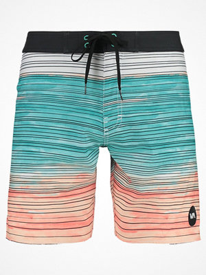 RVCA ARICA TRUNK Surfshorts light teal