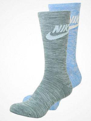 Nike Sportswear MENS ADVANCE CREW 2 PACK Strumpor light blue