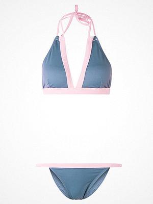 Anna Field SET Bikini dark blue/pink