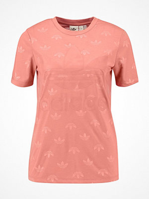 Adidas Originals Tshirt med tryck ash pink