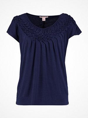 Anna Field Tshirt med tryck dark blue