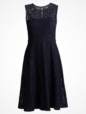 Dorothy Perkins FIT AND FLARE DRESS Cocktailklänning navy