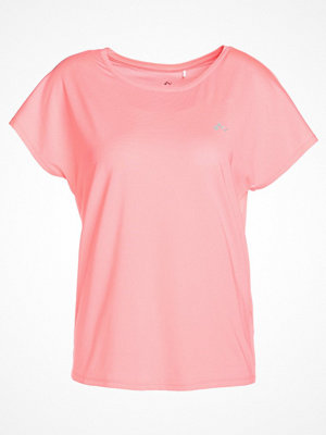 Only Play ONPPERSIA LOOSE TRAINING TEE Tshirt bas lipstick pink