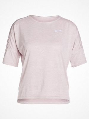 Nike Performance DRY MEDALIST Tshirt bas particle rose/barely rose/reflective silver