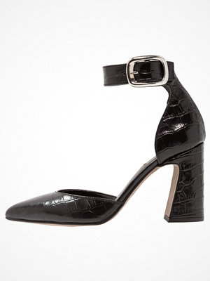 Topshop GEISHA BLOCK POINT Klassiska pumps black