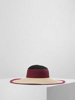 Hattar - Ps By Paul Smith WOMEN HAT STRIPED SUN Hatt natural/pink