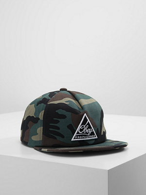 Kepsar - Obey Clothing NEW FEDERATION III SNAPBACK Keps camo