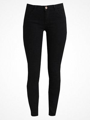Only ONLDYLAN PUSHUP  Jeans Skinny Fit black denim