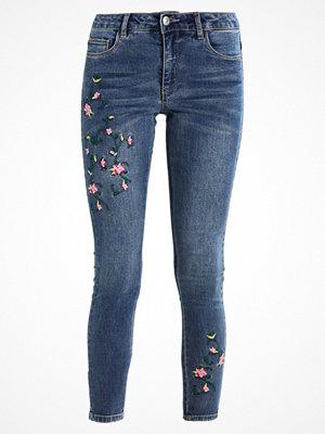 Only ONLEXK  Jeans Skinny Fit medium blue denim