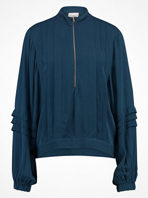 Selected Femme Skjorta dark blue