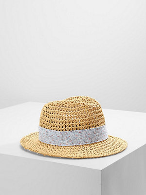 Hattar - Hackett London WIDE BRIM RELAX WEAVE Hatt natural
