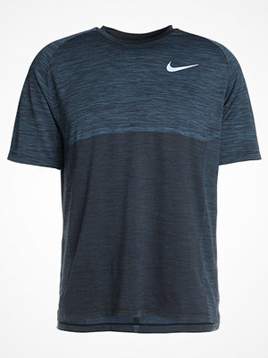 Nike Performance DRY MEDALIST Tshirt bas blue force/black/reflective silver