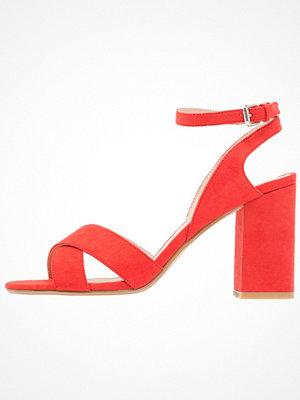 Sandaler & sandaletter - Even&Odd Sandaletter orange