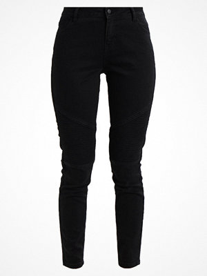 Even&Odd Jeans slim fit black denim