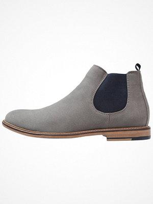 Boots & kängor - Madden by Steve Madden GRAYE Stövletter light grey