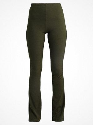 Topshop SKINNY FLARE  Leggings khaki