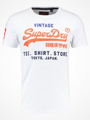 Superdry SHOP TRI TEE Tshirt med tryck optic