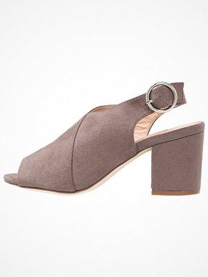 Sandaler & sandaletter - Dorothy Perkins SAVOY Sandaler & sandaletter grey