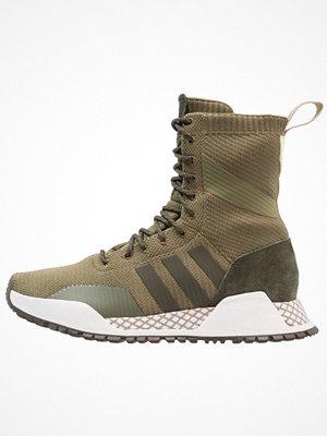 Adidas Originals F/1.3 PK Höga sneakers olive cargo/night cargo/umber