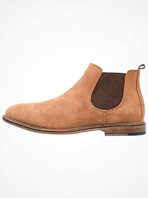 Boots & kängor - Madden by Steve Madden GRAYE Stövletter cognac