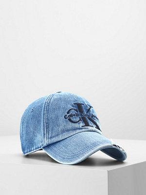 Calvin Klein Jeans REISSUE BASEBALL Keps denim