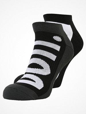 Nike Sportswear VERTICAL 2PACK Strumpor black/white