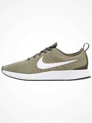 Sneakers & streetskor - Nike Sportswear DUALTONE RACER Sneakers cargo khaki/white/sequoia/neutral olive/wolf grey/black