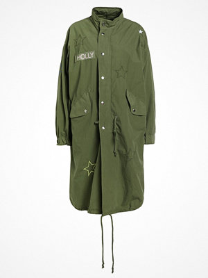 The Editor Parkas military