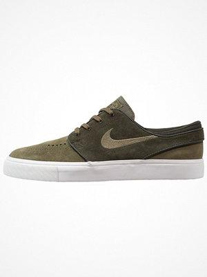 Nike Sb ZOOM STEFAN JANOSKI Sneakers sequoia/medium olive/summit white/medium brown