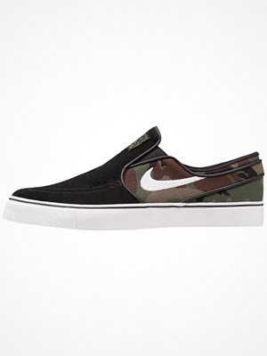 Nike Sb ZOOM STEFAN JANOSKI Slipins black/white/multicolor