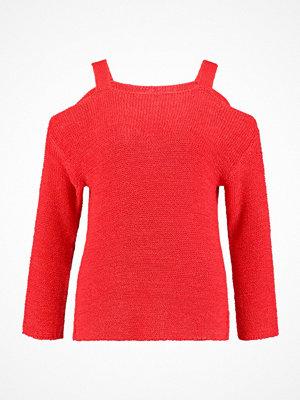 Anna Field Stickad tröja coral