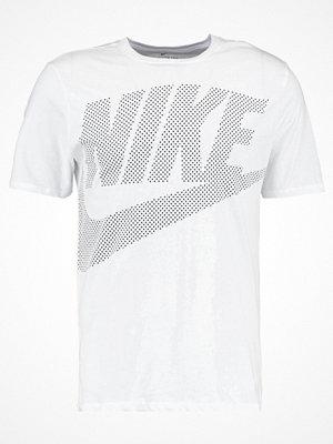Nike Sportswear Tshirt med tryck white/black
