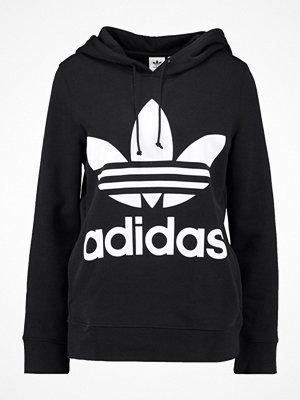 Adidas Originals ADICOLOR TREFOIL HOODIE Luvtröja black