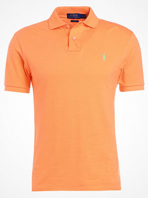 Pikétröjor - Polo Ralph Lauren SLIM FIT Piké resort orange