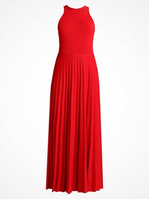 Anna Field Maxiklänning red