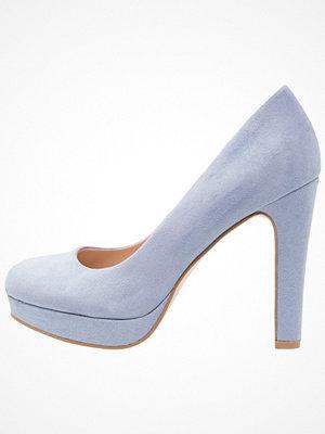 Even&Odd Klassiska pumps light blue