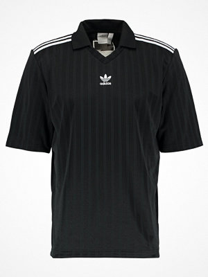 Pikétröjor - Adidas Originals FOOTBALL Piké black