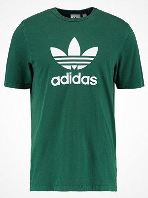 Adidas Originals ADICOLOR TREFOIL Tshirt med tryck green