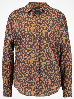 Scotch & Soda RELAXED FIT DROP SHOULDER BUTTON UP  Skjorta combo