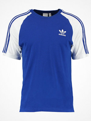 Adidas Originals ADICOLOR 3STRIPES TEE Tshirt med tryck royal blue