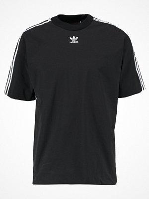 Adidas Originals ADICOLOR WARMUP Tshirt med tryck black