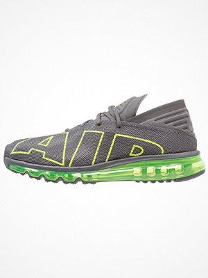 Nike Sportswear AIR MAX FLAIR Sneakers dark grey/volt