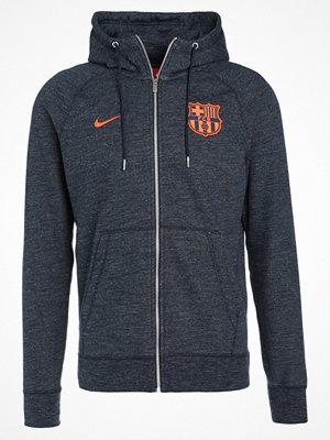 Street & luvtröjor - Nike Performance FC BARCELONA Klubbkläder obsidianheather/hyper crimson