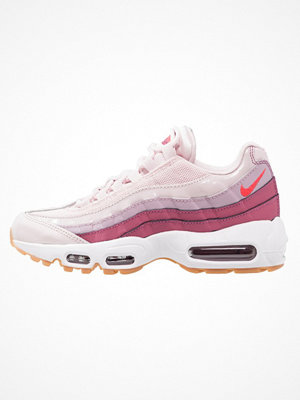 Nike Sportswear AIR MAX 95 Sneakers barely rose/hot punch/vintage wine/white/elemental rose/light brown