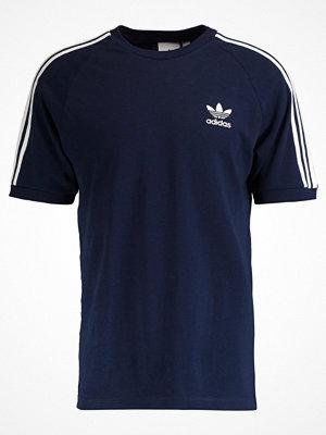 Adidas Originals ADICOLOR 3STRIPES TEE Tshirt med tryck conavy