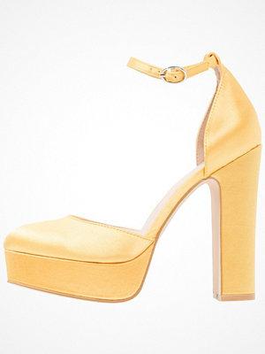 Even&Odd Klassiska pumps yellow