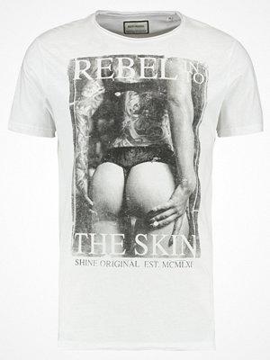 Shine Original PHOTO PRINT TEE Tshirt med tryck true white